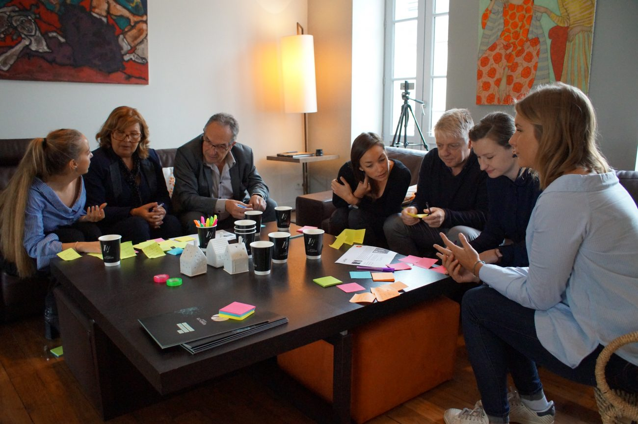 Focus group comme méthode de conception UX