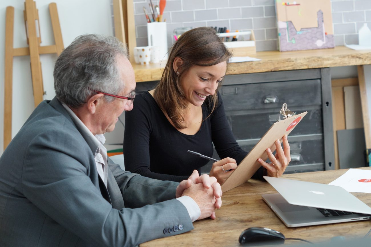 Entretien utilisateur au sein de l'Iris UX Lab