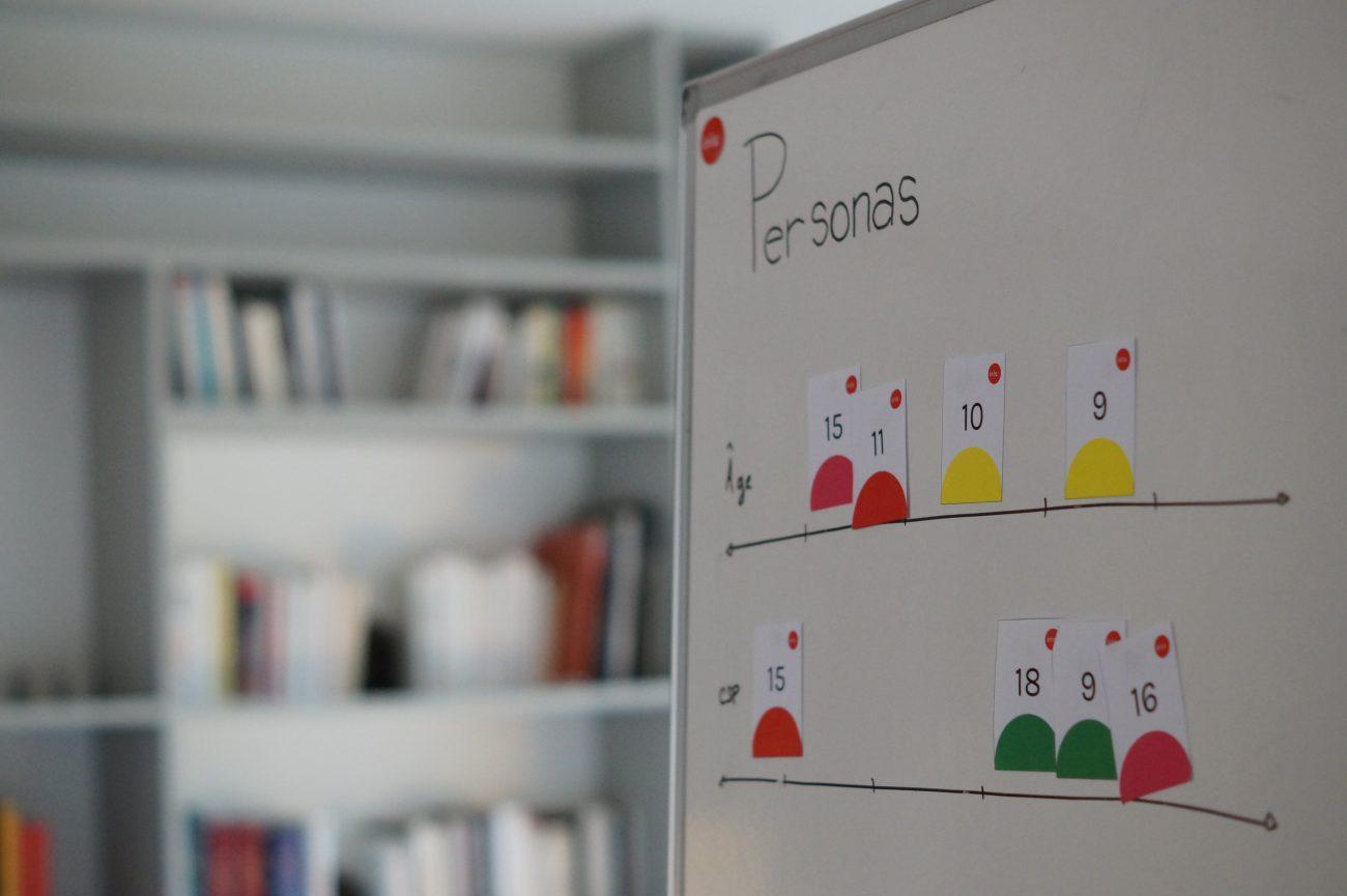 Création de personas en vue d'une conception centrée utilisateurs