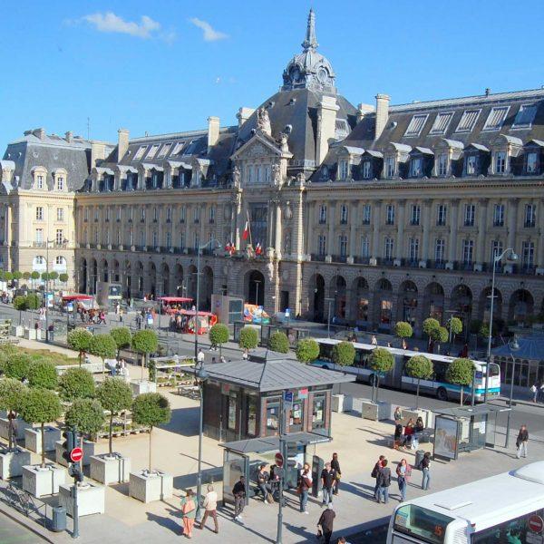 L'Agence LunaWeb présente à Rennes, la capitale de la Bretagne
